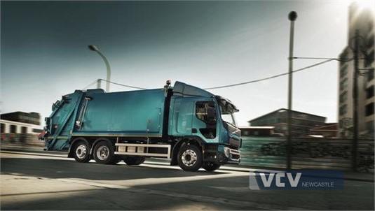 Volvo FE818 4x2 Rigid 18 tonne Steel Suspension