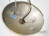 White Glass Globe Pendant Ceiling Lamp