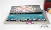 2 Kaleidoscopes and 4 Kaleidoscope Books