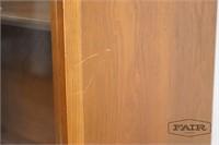 Broyhill Attrb. Cabinet w/ Hairpin Legs