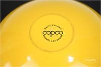 Yellow Copco Enamel Bowl