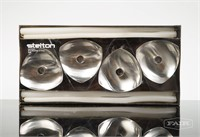 Stelton Danish Stainless Steel Candle Set
