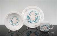 Cabbage Patch Kids China Set