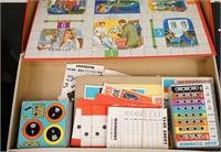 Vintage Kids Games Lot