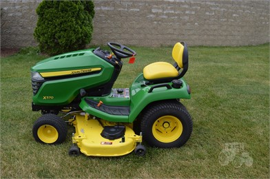 JOHN DEERE X570 For Sale - 30 Listings | TractorHouse com