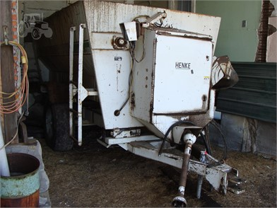 Feed/Mixer Wagon For Sale In Nebraska - 169 Listings | TractorHouse