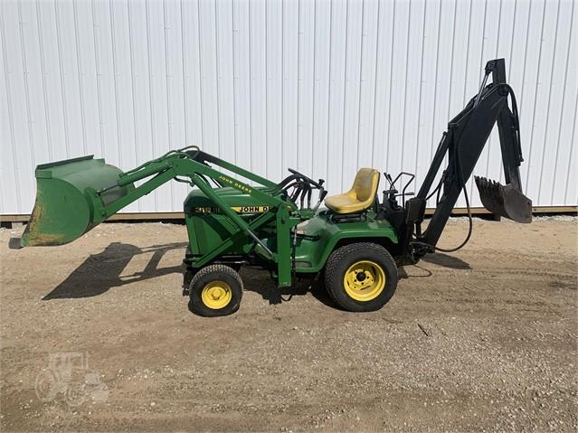 John Deere 318 >> John Deere 318 For Sale In Watseka Illinois