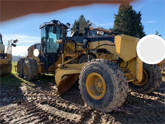 2012 Caterpillar 14M Heavy Machinery for Sale