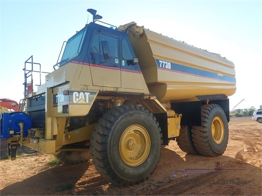 1998 Caterpillar 773D - Heavy Machinery for Sale