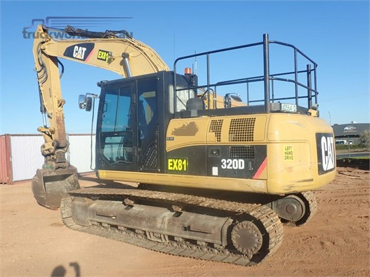 2011 Caterpillar 320DL - Heavy Machinery for Sale