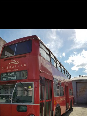 1971 Leyland Bus - Buses for Sale
