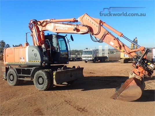 2010 Hitachi ZX170W-3  - Heavy Machinery for Sale