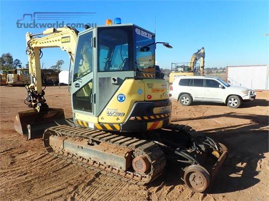 2010 Yanmar VIO80 - Truckworld.com.au - Heavy Machinery for Sale