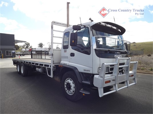 2004 Isuzu FVM 1400 Cross Country Trucks Pty Ltd - Trucks for Sale