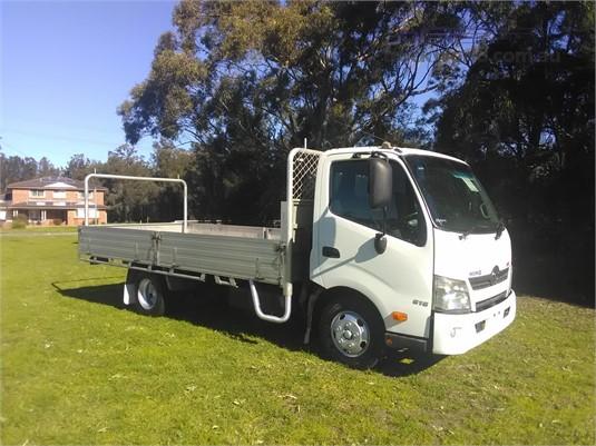 2012 Hino 300 Series 616 Auto Hills Truck Sales - Trucks for Sale