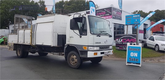 2000 Hino 500 Series FC Ranger Trucks for Sale
