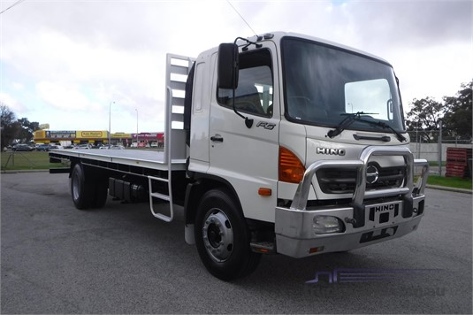 2007 Hino 500 Series FG Trucks for Sale