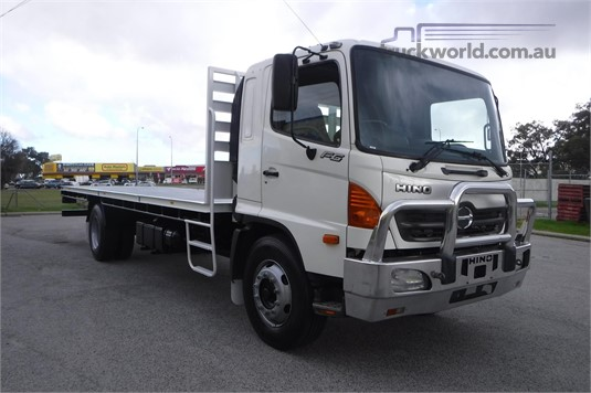 2007 Hino 500 Series FG Raytone Trucks - Trucks for Sale