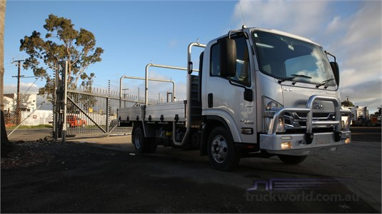 2016 Isuzu NPR 45 155 Tradepack North East Isuzu  - Trucks for Sale