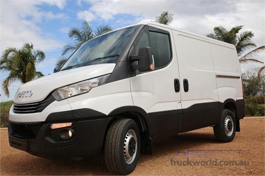 2018 Iveco Daily 35S13 - Truckworld.com.au - Light Commercial for Sale
