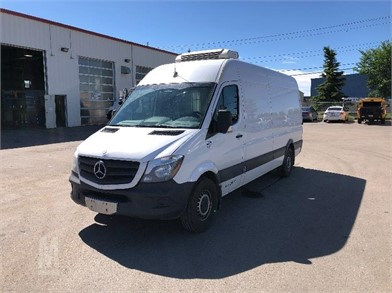 MERCEDES-BENZ Reefer Van Trucks / Box Trucks For Sale - 14