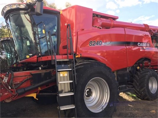 2018 Case Ih 8240 Farm Machinery for Sale