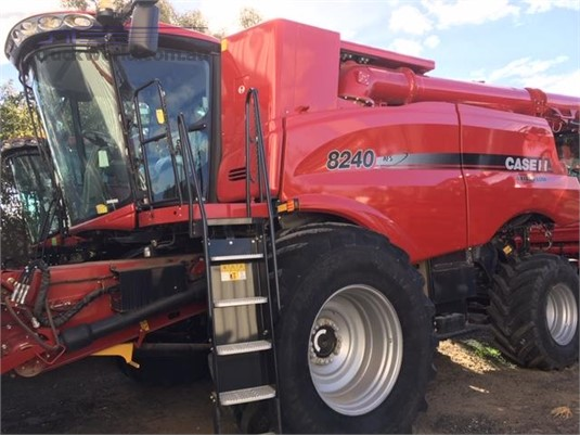 2017 Case Ih 8240 Farm Machinery for Sale