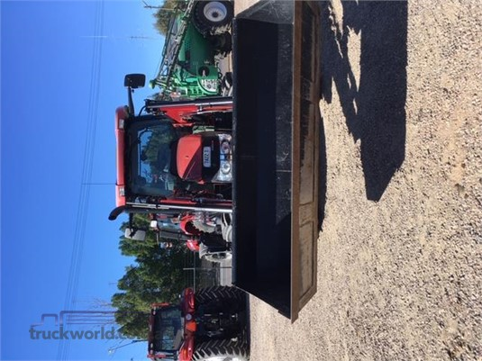 2017 Case Ih Maxxum 120 CVT - Truckworld.com.au - Farm Machinery for Sale