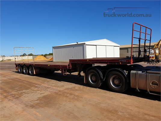 2009 Southern Cross Drop Deck - Trailers for Sale