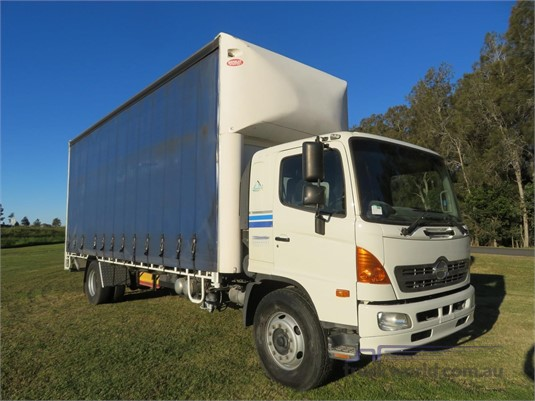 2011 Hino 500 Series 1728 GH - Trucks for Sale