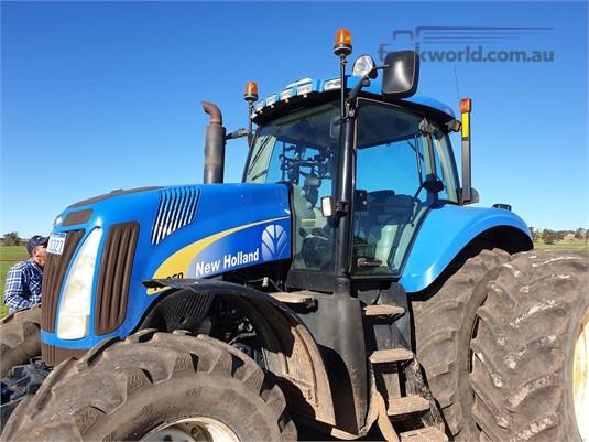 2011 New Holland T8050 - Truckworld.com.au - Farm Machinery for Sale