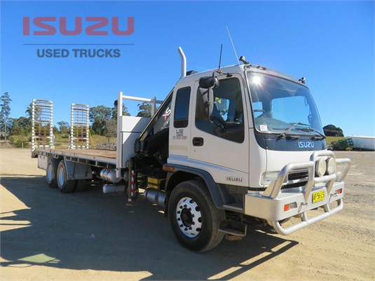 2006 Isuzu FVZ1400 Used Isuzu Trucks - Trucks for Sale