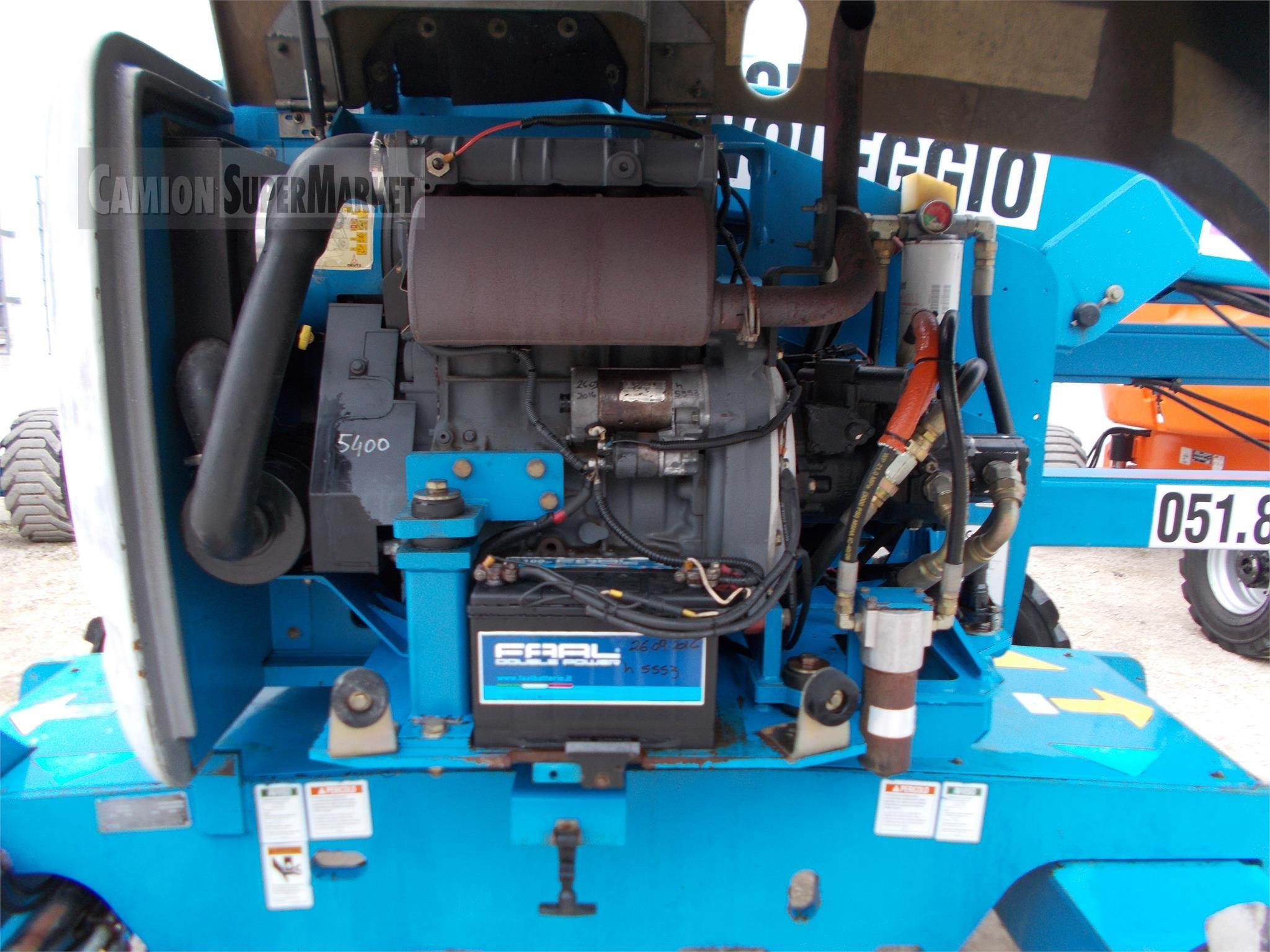 GENIE Z45/25 Usato 2001