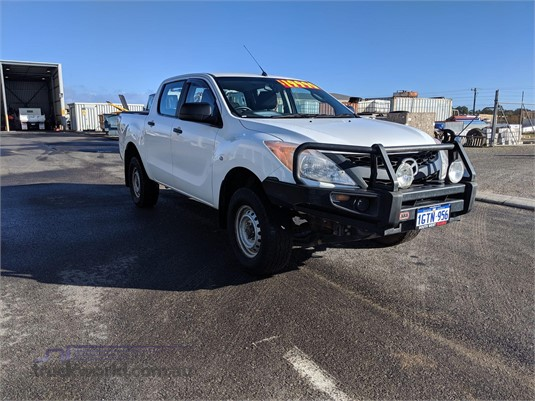2012 Mazda Bt50 Light Commercial for Sale