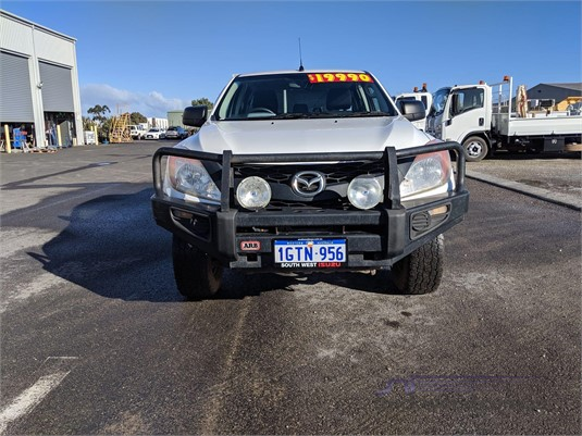 2012 Mazda Bt50 South West Isuzu - Light Commercial for Sale