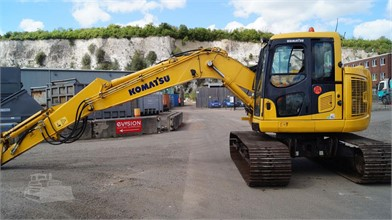 KOMATSU PC138 For Sale - 178 Listings | MachineryTrader ie - Page 1 of 8