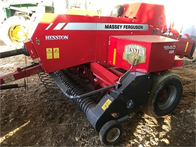 MASSEY-FERGUSON Square Balers For Sale - 287 Listings | TractorHouse