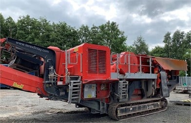 Used TEREX FINLAY Plant Equipment for sale in the United