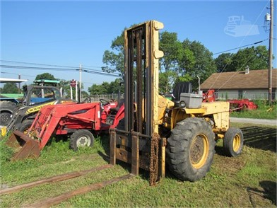 MASSEY FERGUSON F084 FORKLIFT Other Auction Results - 2