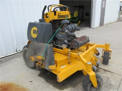 Used stand on mowers for sale