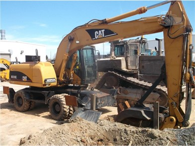 CATERPILLAR Wheel Excavators For Sale - 236 Listings
