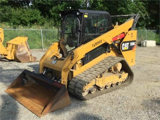 CATERPILLAR Skid Steer Mulchers Logging Equipment For Sale - 72