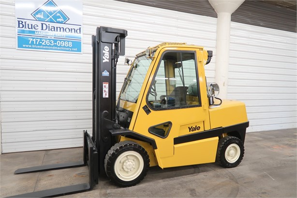 YALE GLP120 Forklifts For Sale - 3 Listings | LiftsToday com