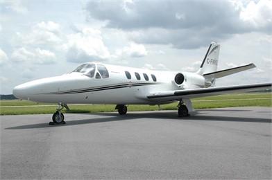 CESSNA CITATION 501 Jet Aircraft For Sale - 30 Listings