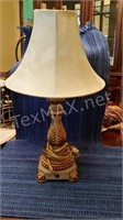 Desk To Lamp