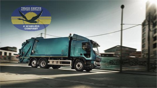 Volvo FE 4x2 Rigid Steel Suspension