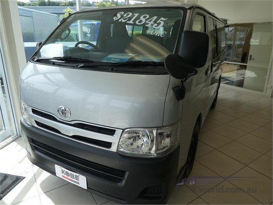 2012 Toyota HIACE - Trucks for Sale