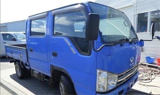 2008 Mazda Titan - Trucks for Sale