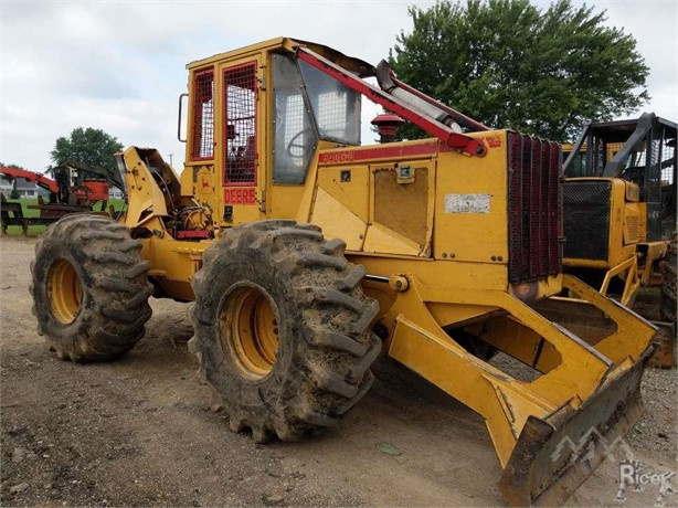 Skidders Logging Equipment For Sale in Ohio - 32 Listings