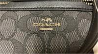Coach Prairie Ladies Medium Leather & Canvas